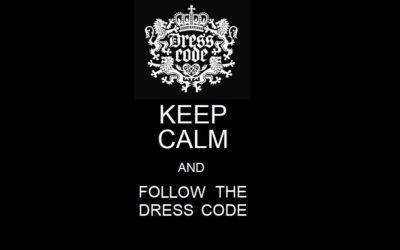 Szczeble DRESS CODE'u w biznesie